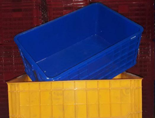 Thùng nhựa công nghiệp Việt Xanh