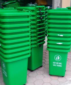 Thùng rác công nghiệp Việt Xanh