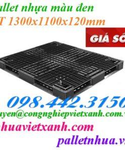 Pallet nhựa 1300x1100x120mm