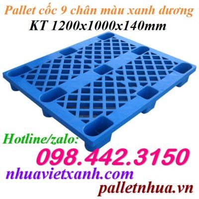Pallet cốc 1200x1000x140mm